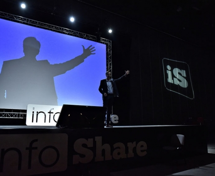 Infoshare 2015 English speaking Event 1
